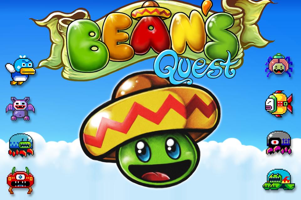 Screenshot Bean's Quest